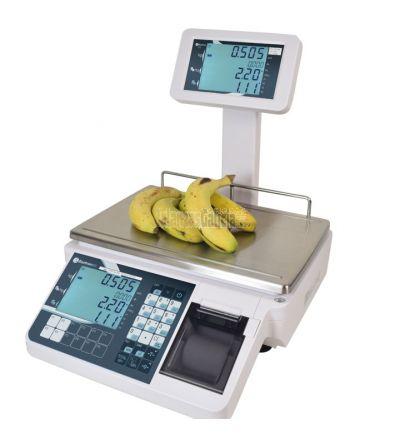 Balanza Comercial Registradora - Serie STI