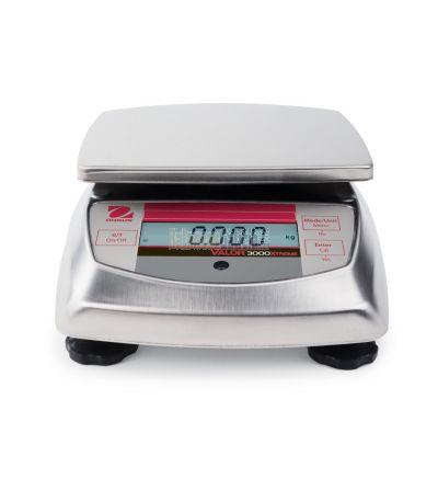 Balanza Compacta IP65-NSF-HACCP - Serie Valor 3000