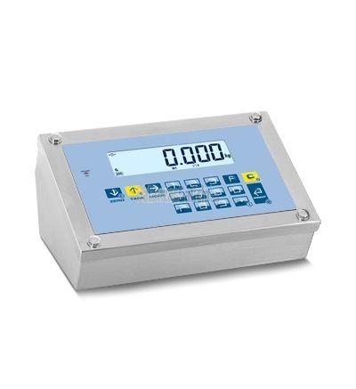 VISOR Serie BG-VINOXER-IX para aplicaciones industriales en acero INOXIDABLE IP68