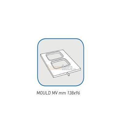 MOLDE S-JET 300  (molde mv 138x96 mm)