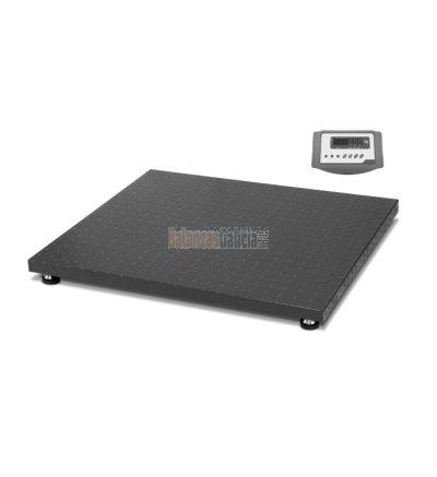 Plataforma de Pesaje con Visor - Serie K3-XTIGER 1.500/3.000 Kg XTREM