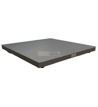 Plataforma de pesaje BG-XEON inox - Premium