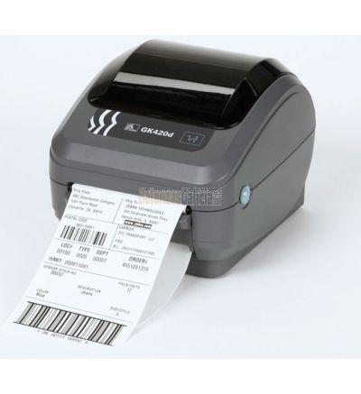 Zebra GK420D Healthcare - Impresoras de Etiquetas